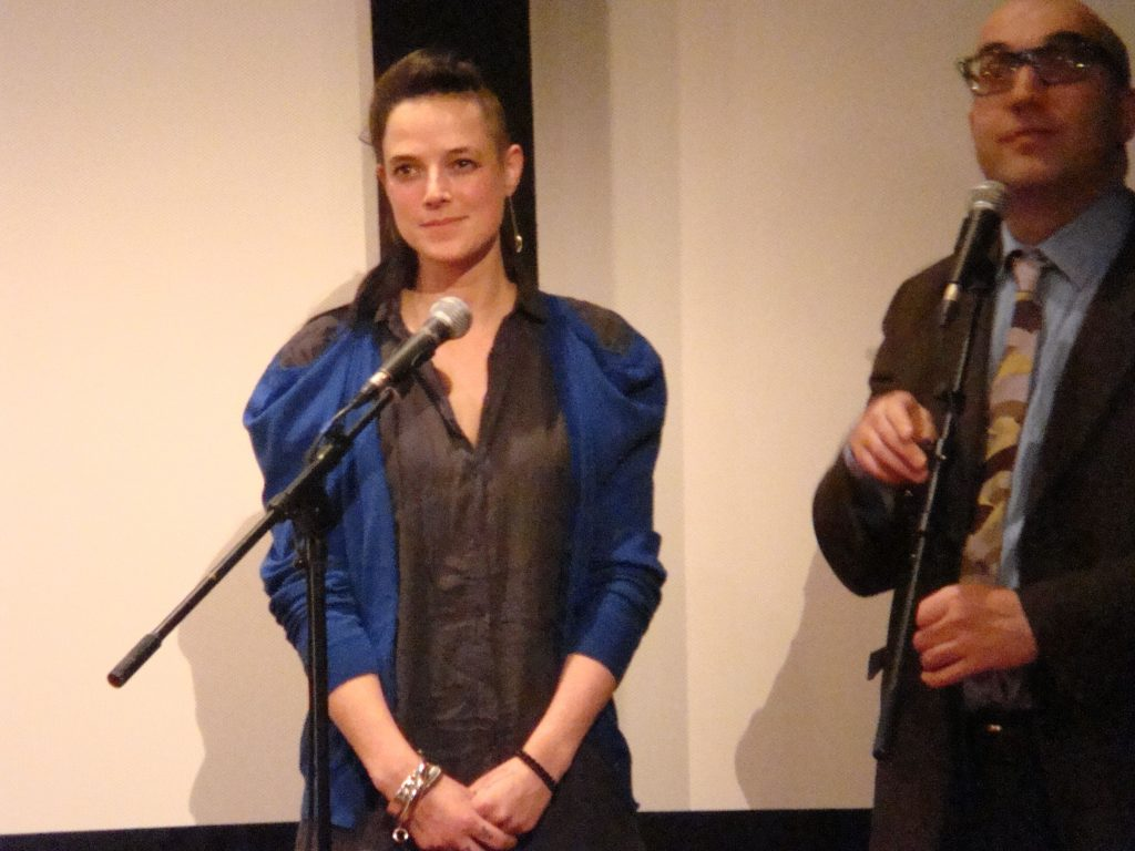 Charming Filth festival Q&A with Murielle Scherre and Massimo Benvegnu
